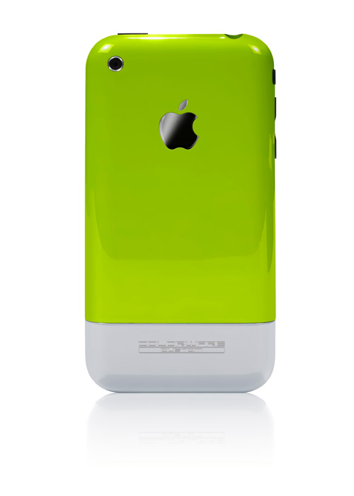 Envy Back Colorware Offering Custom iPhone Colors