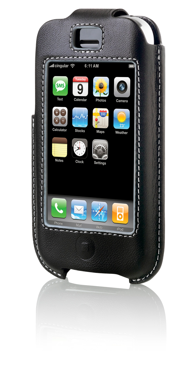 Belkin releases new cases for iPhone and iPod Touch
