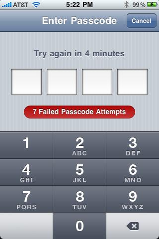 passcode-attempts