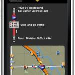 Navigon traffic iPhone