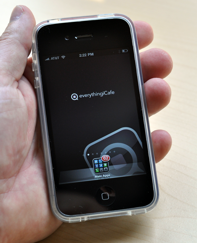Belkin Grip Vue iPhone 4 Case Review