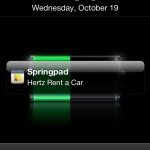 App Review: Springpad's New Alerts Feature (Figuratively) Saves Your Life