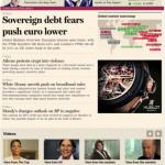 Financial Times iPad
