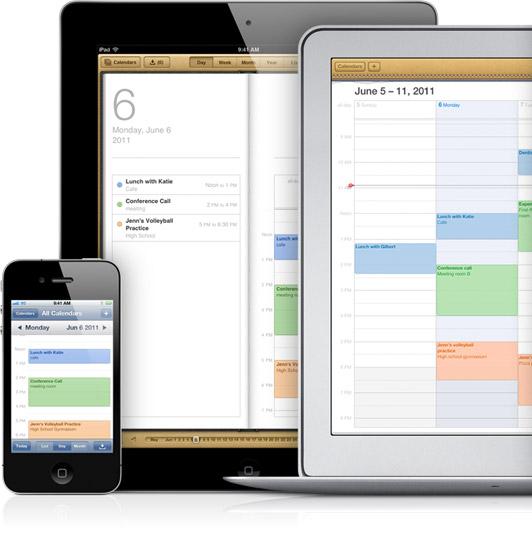 iOS 7 flat design