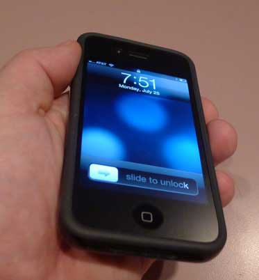 Steinheil EX Ultra Fine Shield for iPhone 4 Review