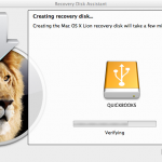 How to create a free Mac OS X Lion Recovery USB stick