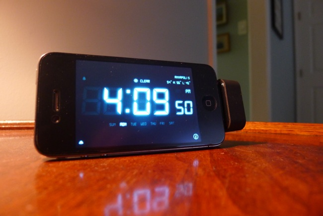 Alarm Clock Pro on iPhone