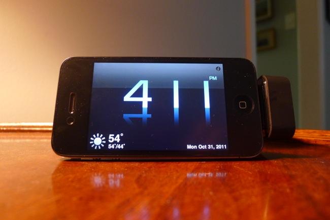 Kensington Clock app