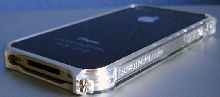 Element Vapor Comp Case for iPhone 4S Review