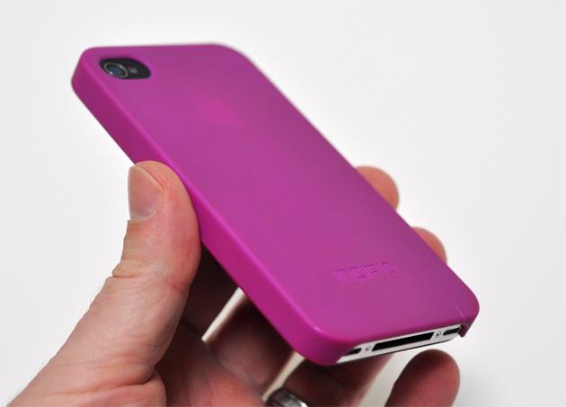 Incipio Feather iPhone 4 case review