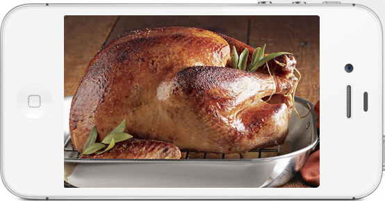 5 iPhone Apps That Can Help Anyone Cook An Amazing Thanksgiving Dinner