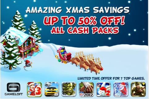 Gameloft App Store deals