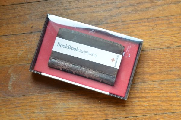 BookBook iPhone case review