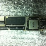 iPad 3 logic board