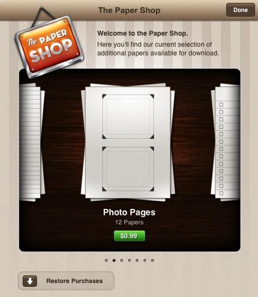 The Paper Shop