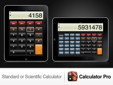 Calculator Pro for iPad