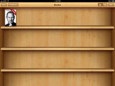 iBooks for iPad