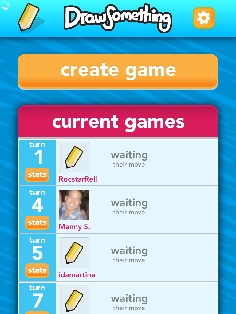 Draw Something Review for iPad and iPhone