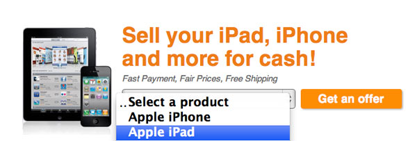 sell your iPad