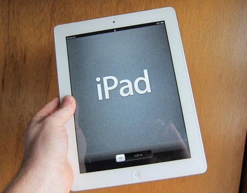 How To Set Up Your New iPad