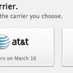 Verizon AT&T iPad