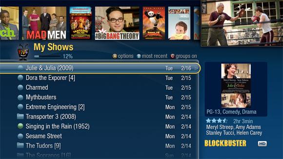 TiVo Season Pass