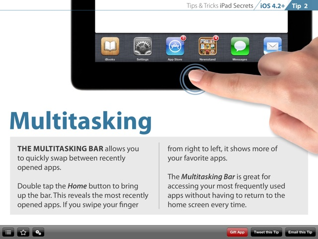 iPad guide