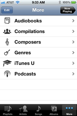 More audiobooks, podcasts
