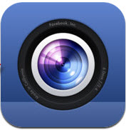 Facebook Camera for iPhone Review