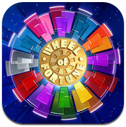Review of Wheel of Fortune for iPad