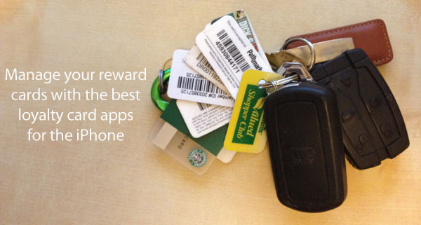 Best loyalty card apps for iPhone