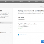 How to change your Apple ID