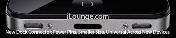 new iPhone dock