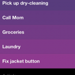 App Filter: Best To Do List App for iPhone