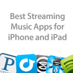 Best streaming music apps iPhone, iPad