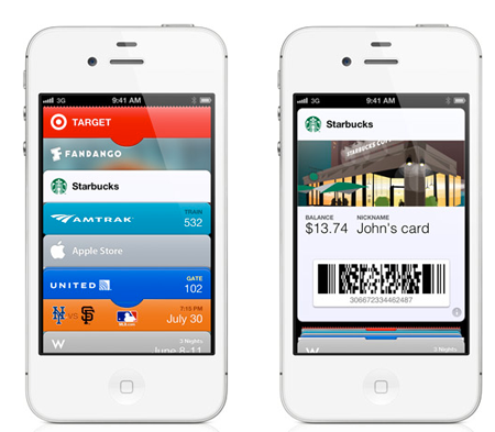 Passbook in iOS 6
