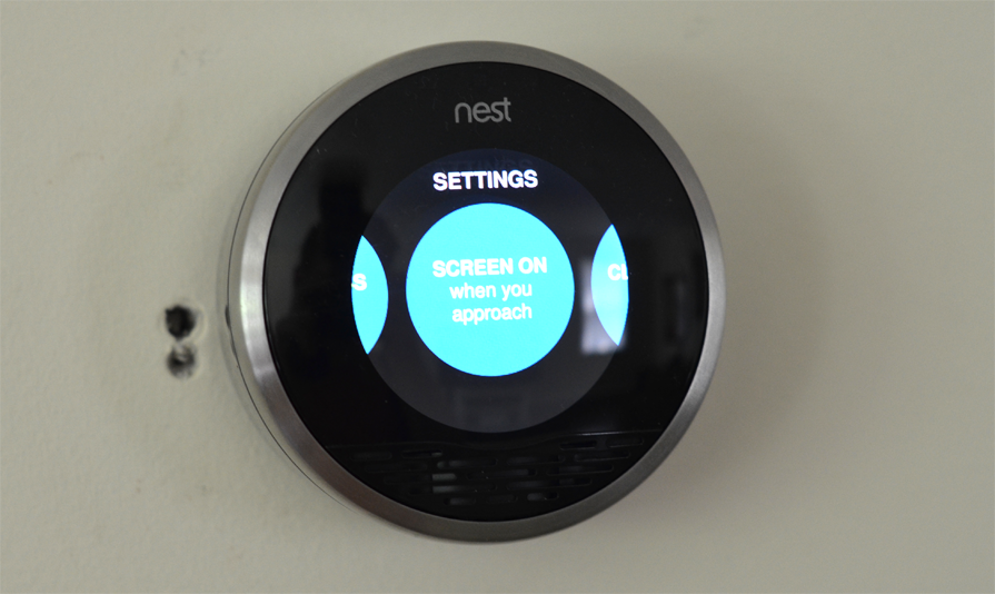 Nest settings