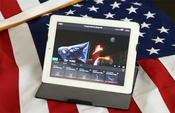Olympics iPad app review