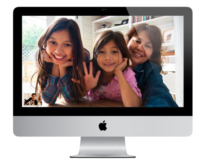 Facetime camera Mac