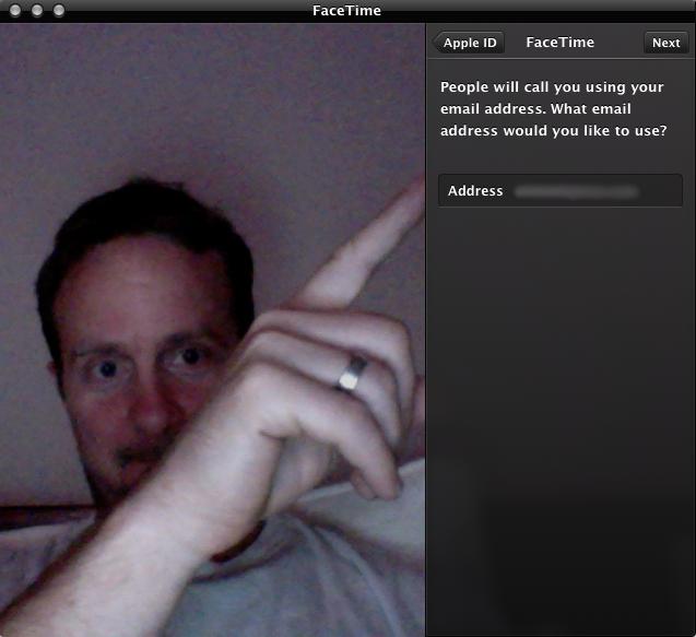 FaceTime Mac