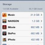 How to manage storage on iPad and iPhone