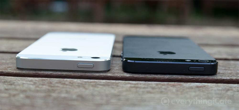 iPhone 5 power