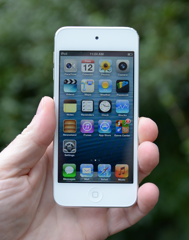 iPod touch 5th generation review