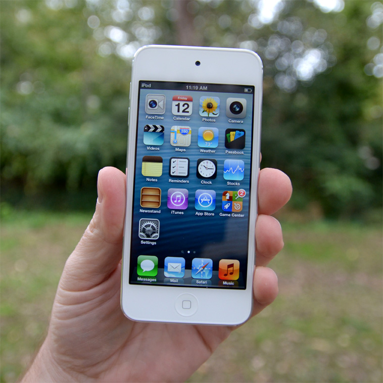 Review iPod touch