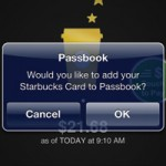 Use Passbook