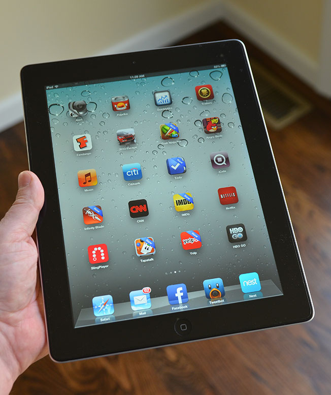 3M Natural View Screen Protector Review for iPad