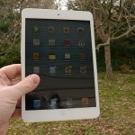 The perfectly imperfect iPad mini
