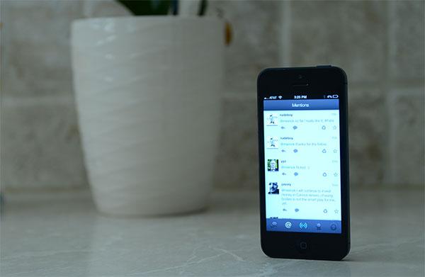 app.net apps iPhone