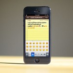 How to add emoji iPhone