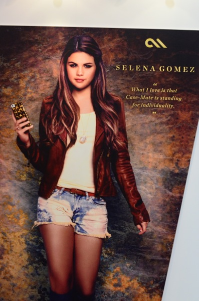 Selena Gomez iPhone 5 case
